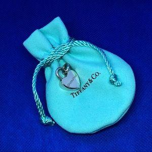 Tiffany & Co. Grandma Padlock Charm Pendant 925